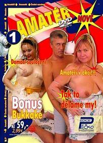 Obrázek DVD Edice Péčko AMATÉR 1