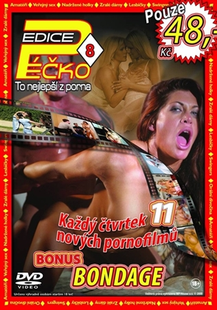 Obrázek DVD Edice PÉČKO 8