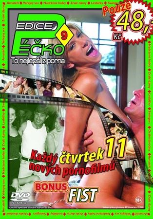 Obrázek DVD Edice PÉČKO 9