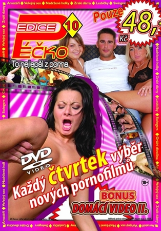 Obrázek DVD Edice PÉČKO 10