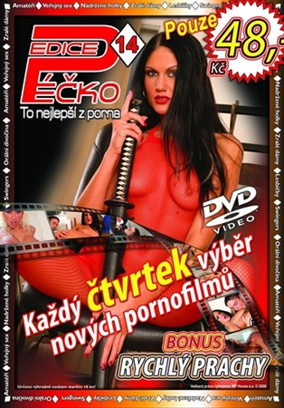 Obrázek DVD Edice PÉČKO 14