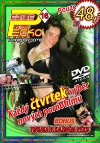 Obrázek DVD Edice PÉČKO 16
