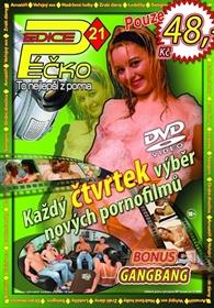 Obrázek DVD Edice PÉČKO 21