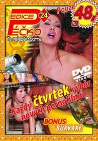 Obrázek DVD Edice PÉČKO 24