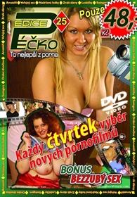 Obrázek DVD Edice PÉČKO 25