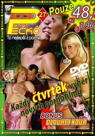Obrázek DVD Edice PÉČKO 27