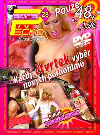 Obrázek DVD Edice PÉČKO 28