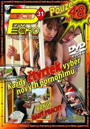 Obrázek DVD Edice PÉČKO 31