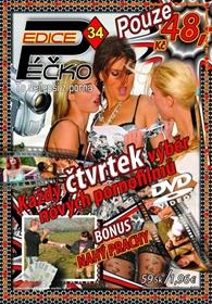 Obrázek DVD Edice PÉČKO 34