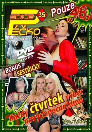 Obrázek DVD Edice PÉČKO 35