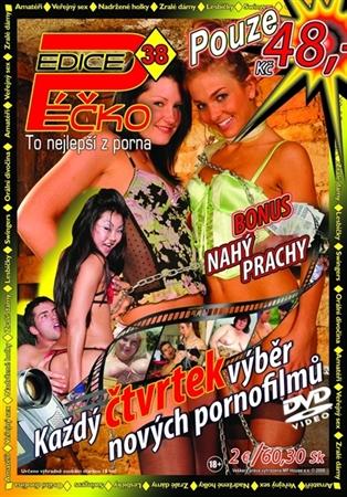 Obrázek DVD Edice PÉČKO 38