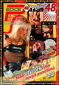 Obrázek DVD Edice PÉČKO 49