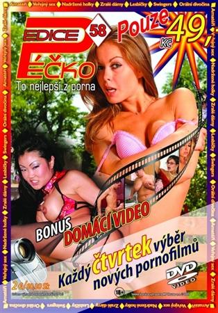 Obrázek DVD Edice PÉČKO 58