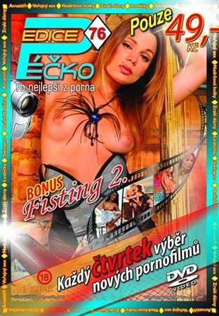 Obrázek DVD Edice PÉČKO 76