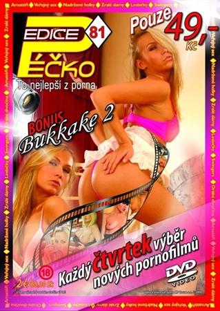 Obrázek DVD Edice PÉČKO 81