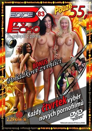 Obrázek DVD Edice PÉČKO 83