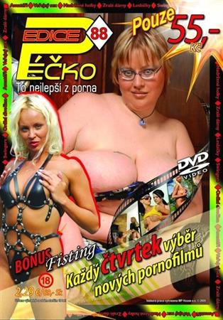Obrázek DVD Edice PÉČKO 88