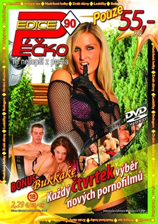 Obrázek DVD Edice PÉČKO 90