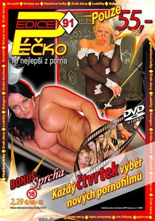 Obrázek DVD Edice PÉČKO 91