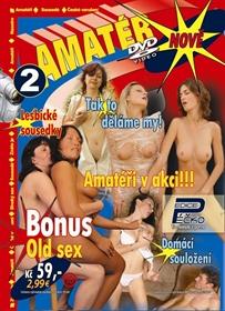 Obrázek DVD Edice Péčko AMATÉR 2