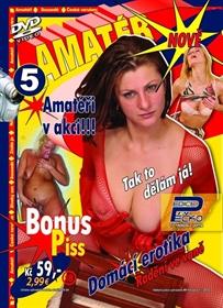 Obrázek DVD Edice Péčko AMATÉR 5