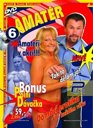 Obrázek DVD Edice Péčko AMATÉR 6