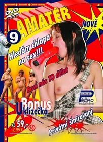 Obrázek DVD Edice Péčko AMATÉR 9
