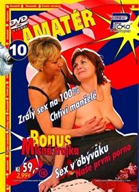 Obrázek DVD Edice Péčko AMATÉR 10
