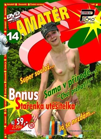 Obrázek DVD Edice Péčko AMATÉR 14