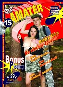Obrázek DVD Edice Péčko AMATÉR 15