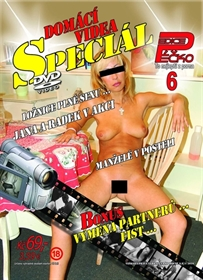 Obrázek DVD Edice Péčko SPECIÁL 6