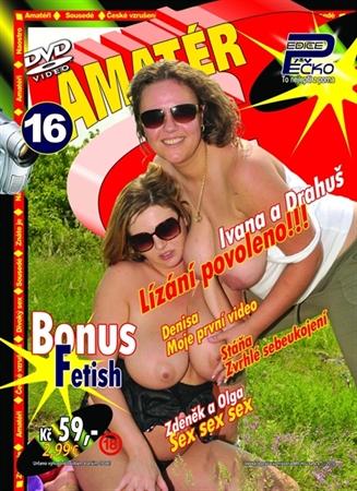 Obrázek DVD Edice Péčko AMATÉR 16