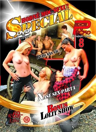 Obrázek DVD Edice Péčko SPECIÁL 8