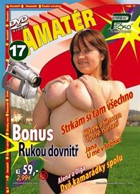 Obrázek DVD Edice Péčko AMATÉR 17