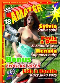Obrázek DVD Edice Péčko AMATÉR 18