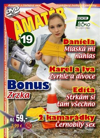 Obrázek DVD Edice Péčko AMATÉR 19