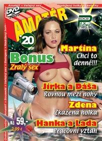 Obrázek DVD Edice Péčko AMATÉR 20