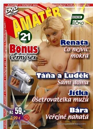 Obrázek DVD Edice Péčko AMATÉR 21