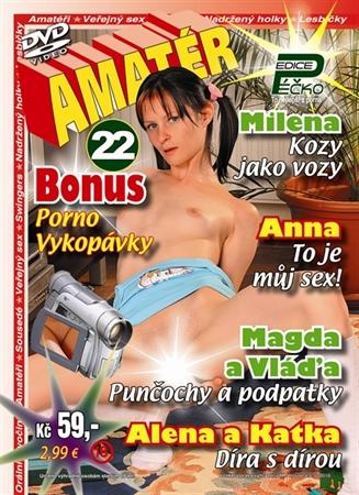 Obrázek DVD Edice Péčko AMATÉR 22