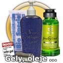 Obrázek pro kategorii Lubrikační gely a oleje