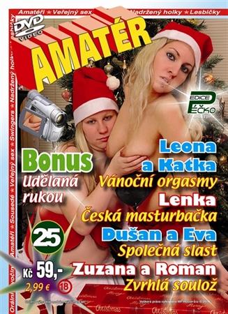 Obrázek DVD Edice Péčko AMATÉR 25