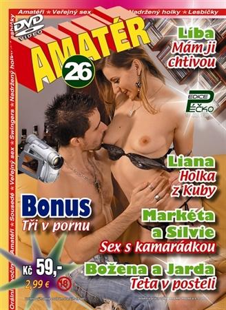 Obrázek DVD Edice Péčko AMATÉR 26