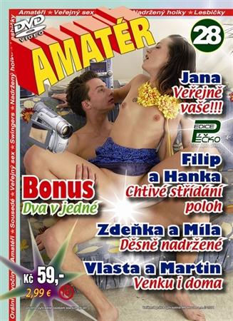 Obrázek DVD Edice Péčko AMATÉR 28