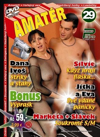 Obrázek DVD Edice Péčko AMATÉR 29
