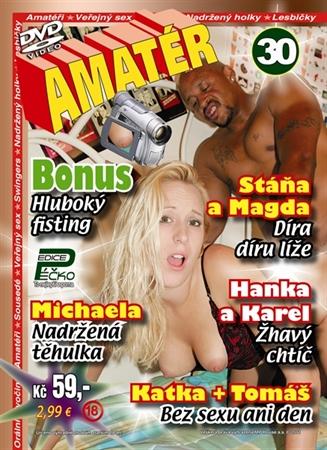 Obrázek DVD Edice Péčko AMATÉR 30