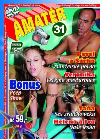 Obrázek DVD Edice Péčko AMATÉR 31