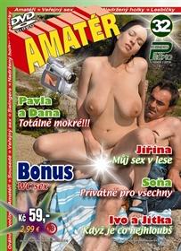 Obrázek DVD Edice Péčko AMATÉR 32