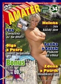 Obrázek DVD Edice Péčko AMATÉR 34