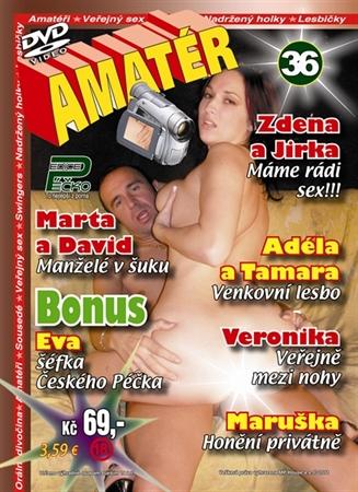 Obrázek DVD Edice Péčko AMATÉR 36