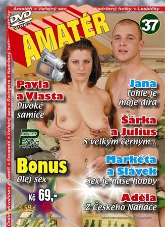 Obrázek DVD Edice Péčko AMATÉR 37